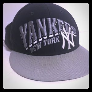 afe6663fe0772 New Era Accessories - New York Yankees New Era 47 Brand Snapback Hat MLB